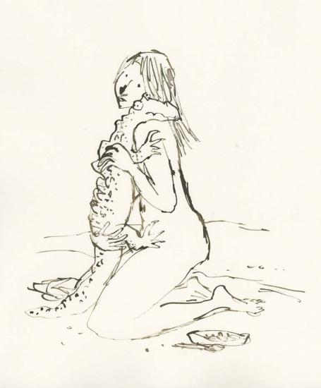 woman-hugging-a-little-reptile