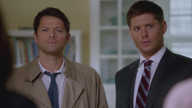 Dean-and-Castiel