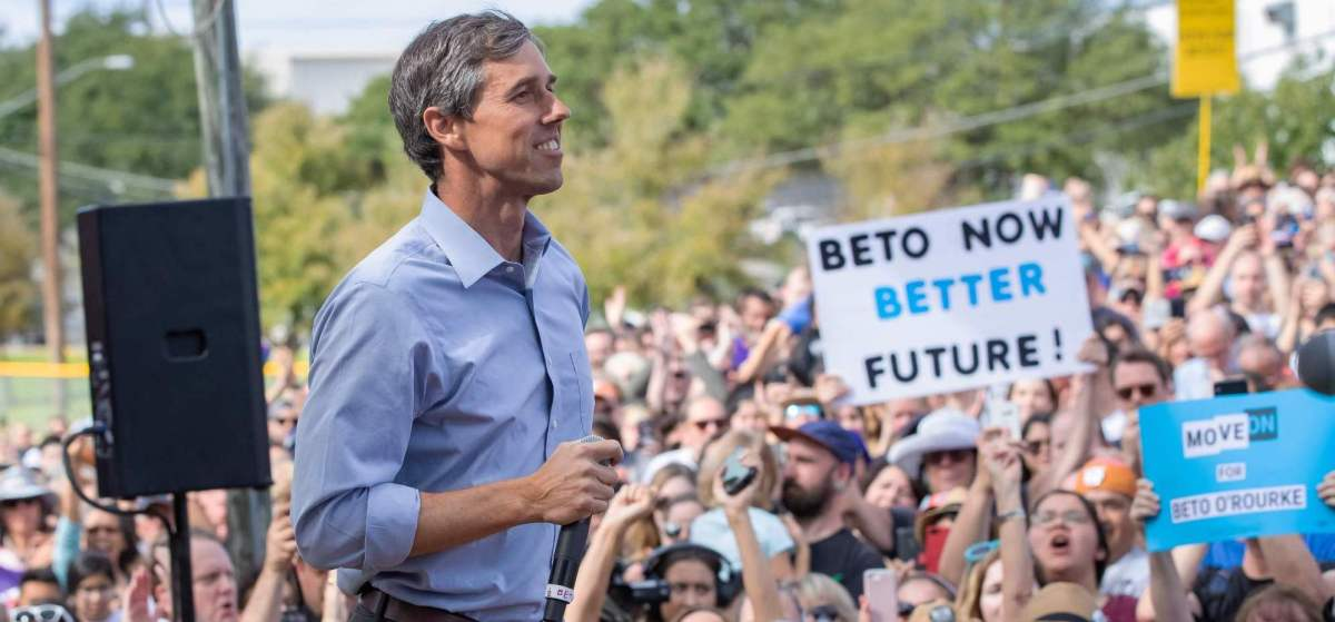 Some Suggestions for Beto O'Rourke Fanfiction, Based on His Truly Ridiculous Wikipedia Page