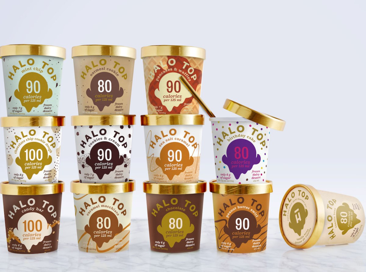 Halo Top is a Scam