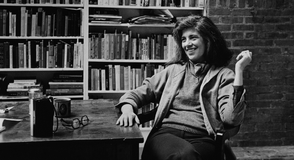 Ten Susan Sontag Quotes Ranked By How Badly They Make Me Feel Like I Need to Lie Down