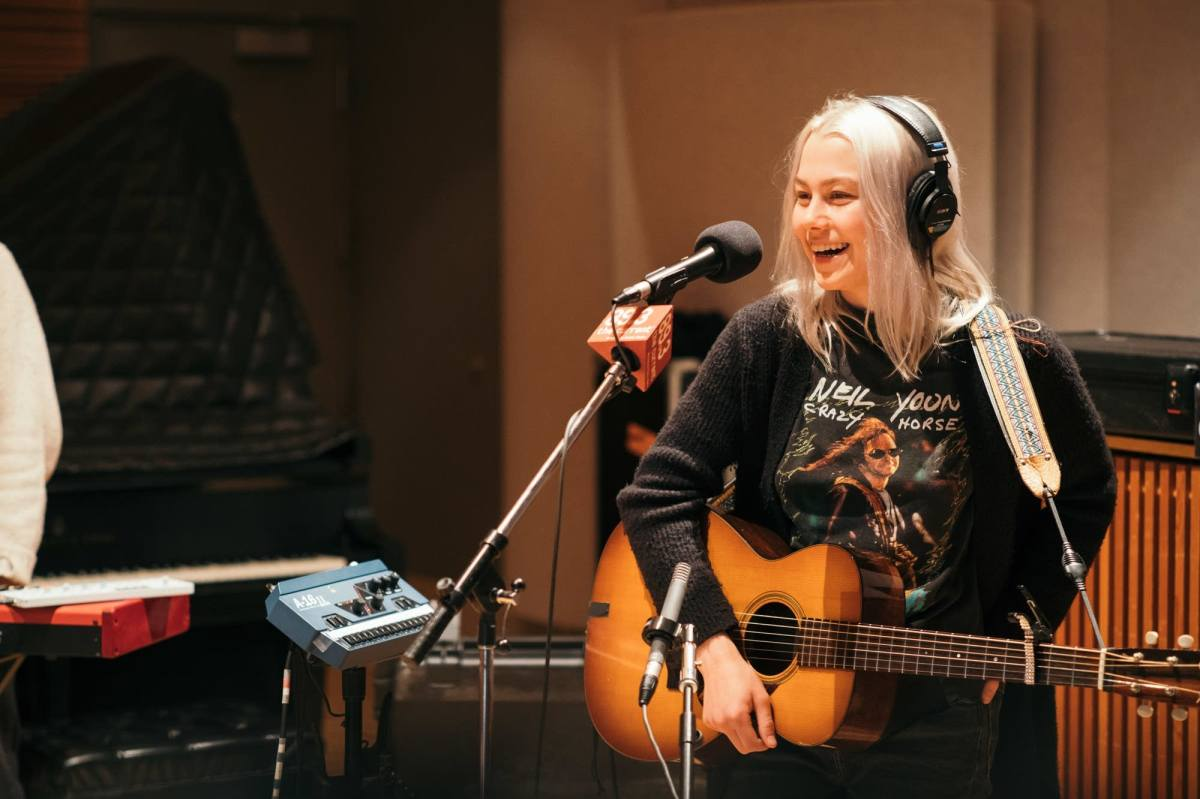 Every Line of Motion Sickness Ranked by How Much It Makes Me Want to Give Phoebe Bridgers A Sword