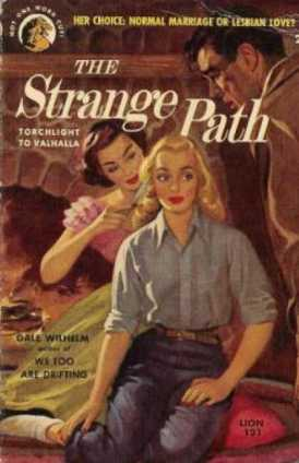 Cover_of_The_Strange_Path_by_Gale_Wilhelm_-_1953_-_Lion_Book_121